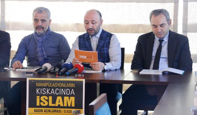 UHİM'den 'Manipülasyonların Kıskacında İslam' raporu