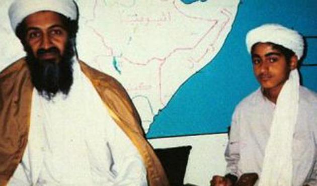 ABD, Bin Ladin'in oğlunu terör listesine ekledi