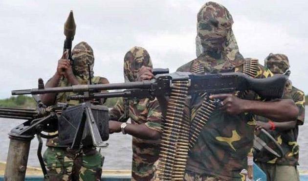 Boko Haram üyeleri teslim oldu