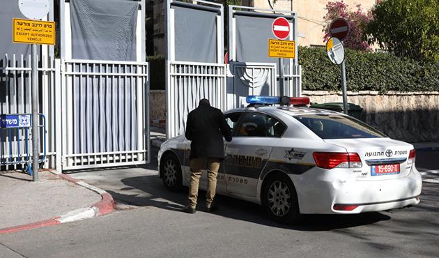 Yolsuzluk ifadesi için polisler yine Netanyahu'nun kapısında