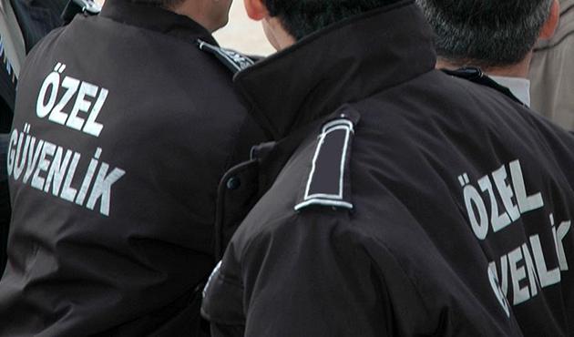 Özel güvenlik hizmetlerine KHK ile düzenleme