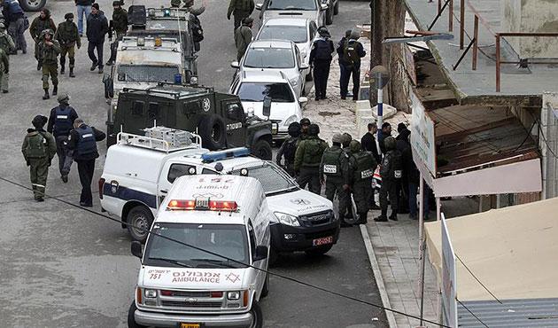 İsrail askerlerine kamyonla saldırı; dört ölü