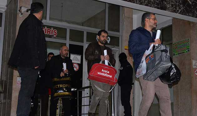 Malatya merkezli FETÖ operasyonunda 26 tutuklama