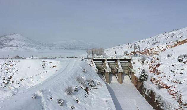 Karlar İstanbul barajlarını doldurdu