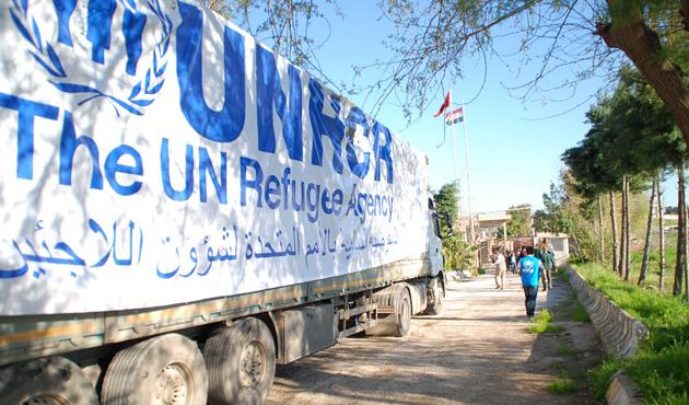 BM'den Türkiye'deki Suriyelilere yardım