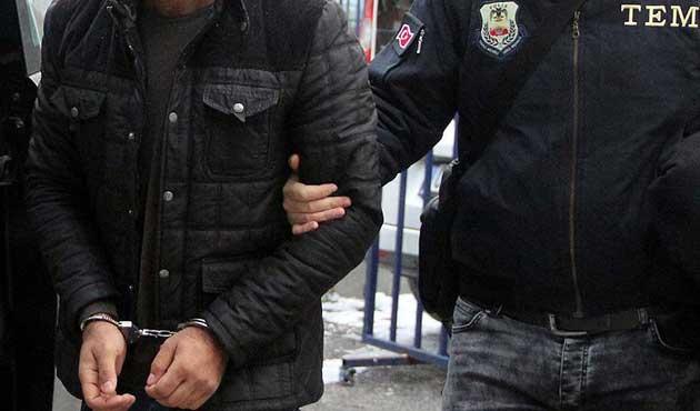 Gaziantep'te FETÖ operasyonunda 44 gözaltı