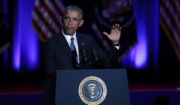 Obama son basın toplantısını yaptı