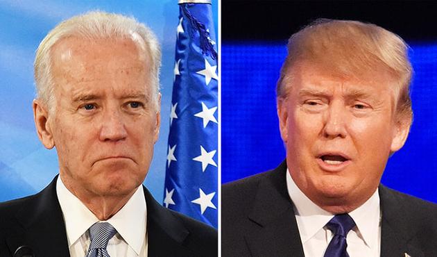 Biden'dan Trump'a 'bataklık' uyarısı