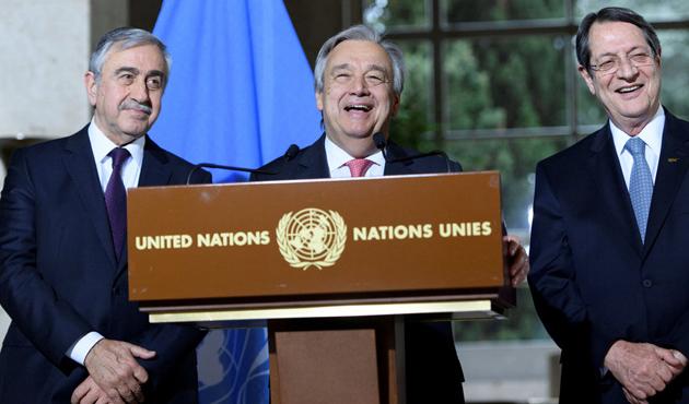 Kıbrıs müzakereleri yarın devam edecek