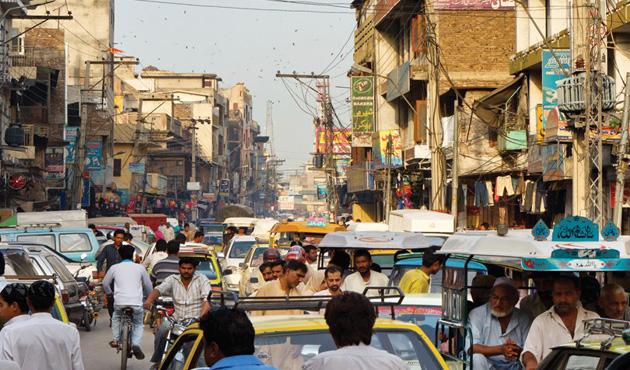Pakistan, Hindistan'ı gelişme sıralamasında geçti