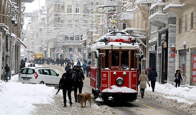 Nostaljik tramvayın seferlerine 6 ay ara