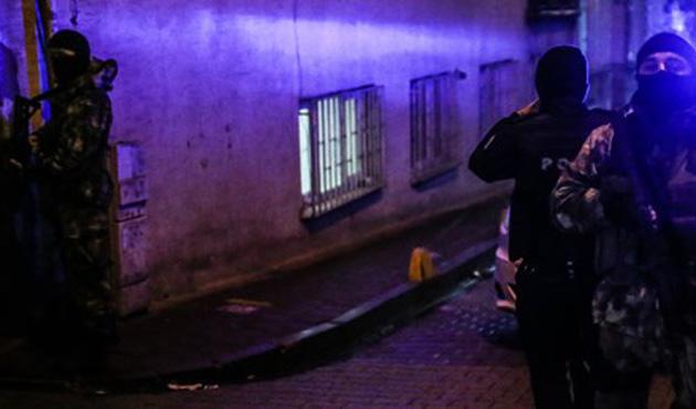İstanbul Emniyet Müdürlüğüne saldırıda 5 gözaltı