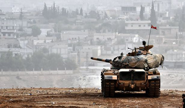 Fırat Kalkanı'nda 46 DEAŞ üyesi öldürüldü