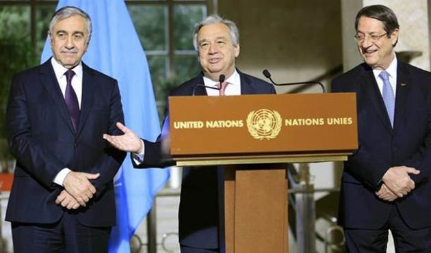 Kıbrıs müzakerelerinde olumlu hava