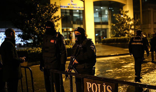 AK Parti'ye saldıran DHKP-C'li ölü ele geçirildi