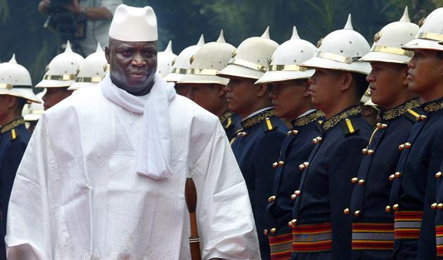 Gambiya'da kriz bitmiyor