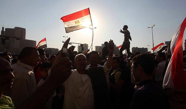 Mısır'da '25 Ocak Devrimi' 6. yılında