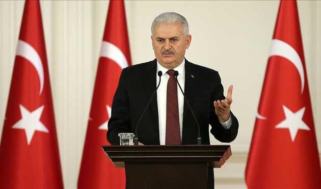 Başbakan'dan MHP'ye teşekkür