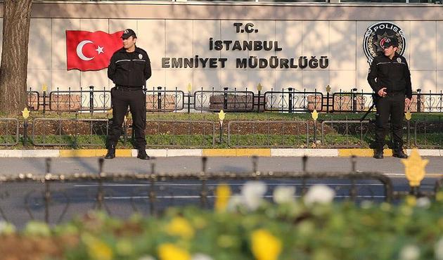 İstanbul Emniyeti'nde 80 müdür yardımcısı