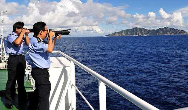 Çin ile ABD arasında 'Güney Çin Denizi' gerginliği