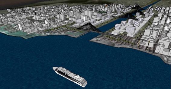Kanal İstanbul Projesinde son aşamaya gelindi