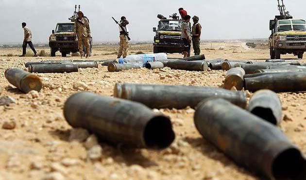 Libya'da iki bölgede ateşkes
