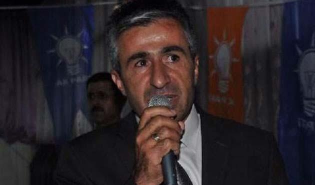 Yüksekova'da AK Parti'li başkana saldırı