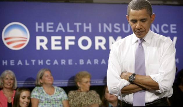 Trump Obama'nın sağlık reformunu iptal ediyor