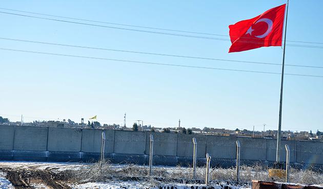 Suriye sınırında Nusra operasyonu