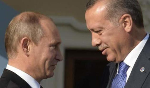 Erdoğan- Putin görüşmesi onaylandı