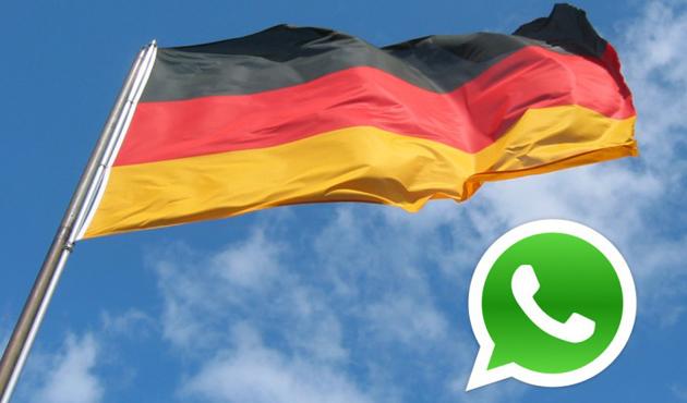 Almanya'dan WhatsApp'a dava