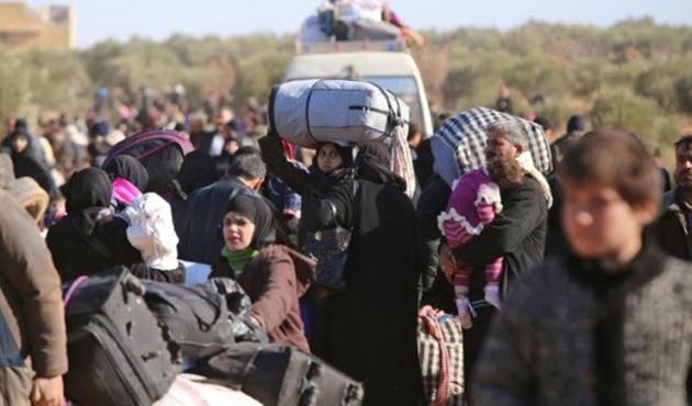 Suriye'de Barada Vadisi'nde tahliyeler tamamlandı