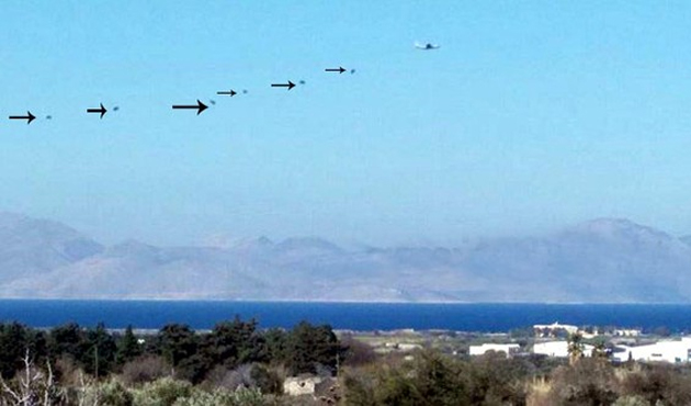 Yunanistan Kardak'ta gerilimi arttırıyor