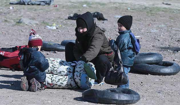 'Akdeniz'deki görünmez duvar sığınmacıları engelliyor'