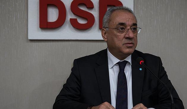 DSP Genel Başkanından referandum açıklaması