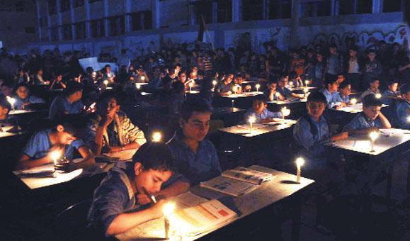 Gazze Şeridi'ndeki elektrik krizi devam ediyor