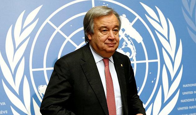 BM Genel Sekreteri Guterres Özbekistan'da