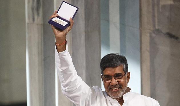 Nobel barış Ödülü'nü çaldılar