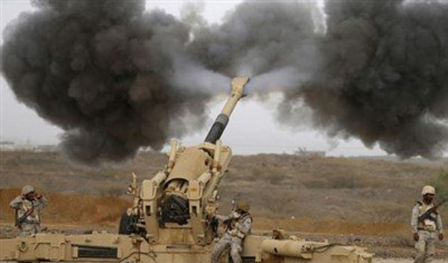 Yemen-Suudi Arabistan sınırına operasyon: 26 ölü