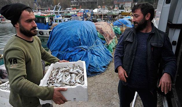 'Karadeniz'de balık kalmadı'