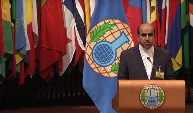 Kimyasal Silahların Yasaklanması Örgütü'nün başına İran geldi