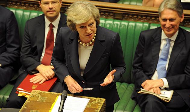 Avam Kamarası'ndan Brexit'e onay