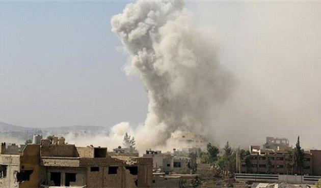 Esed rejimi klor gazıyla saldırdı