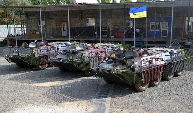 Ukrayna Rus motorları satın alıyor