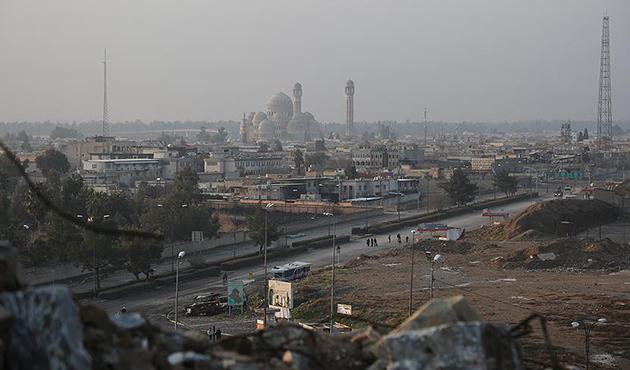 Musul'un batısına operasyon başladı