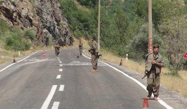 Tunceli'de çatışma, 1 PKK'lı öldürüldü