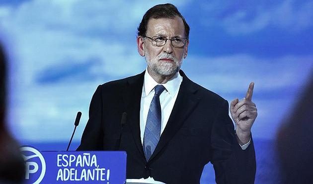 Rajoy: Yasalar içinde diyaloga hazırım