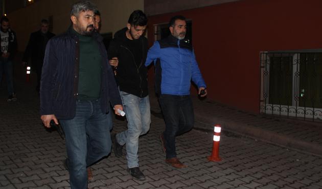 Kayseri'de tehlikeli gerginlik