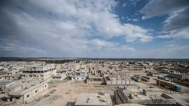 Suriye'nin yeniden inşa edilen yüzü: Fırat Kalkanı bölgesi | GRAFİK
