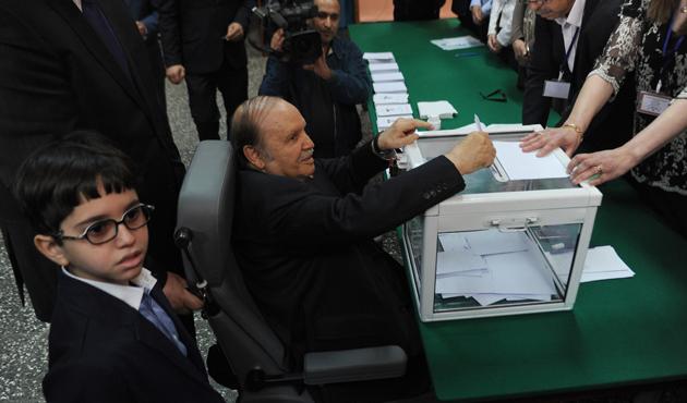 Cezayir hükümetinden 'seçim ittifakına' onay